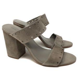 Shoes - 🎄Suede Heels